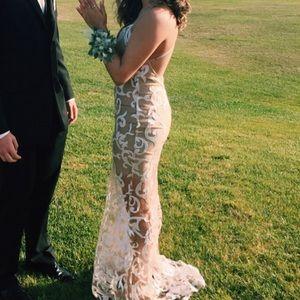 Prom or gala dress